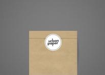 Identidad. Urban paper