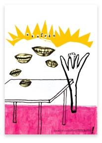 Ilustración. Azafrán